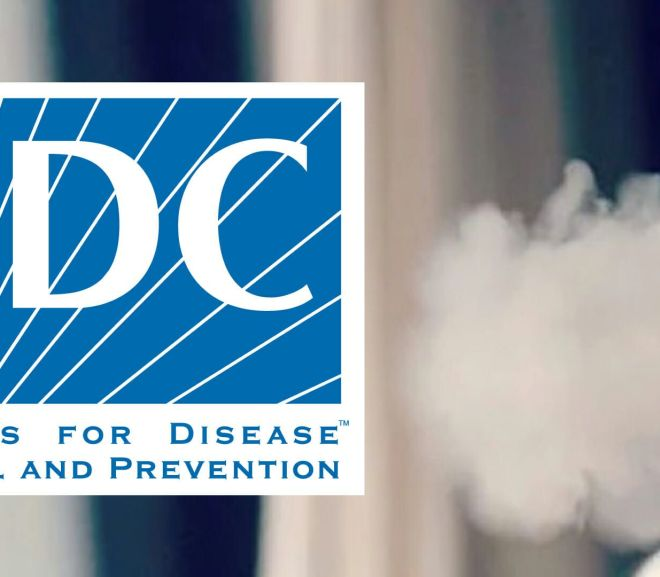 Cannabis:  CDC – Outbreak of Lung Injury Associated with the Use of E-Cigarette, or Vaping, Products