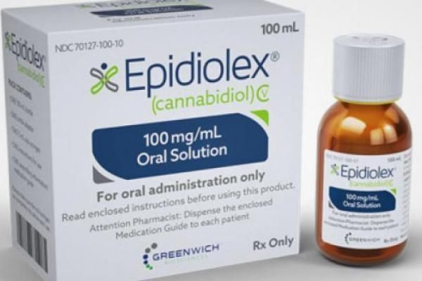Epidiolex, FDA's first CBD drug, posts strong sales in its launch year