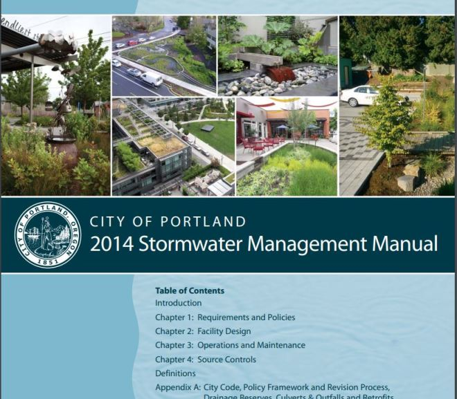 Stormwater Management Manual – Free PDF download