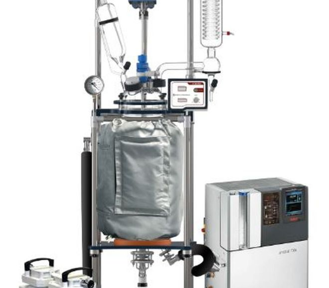 Ai 50L Single/Dual Glass Reactor Decarboxylation Package