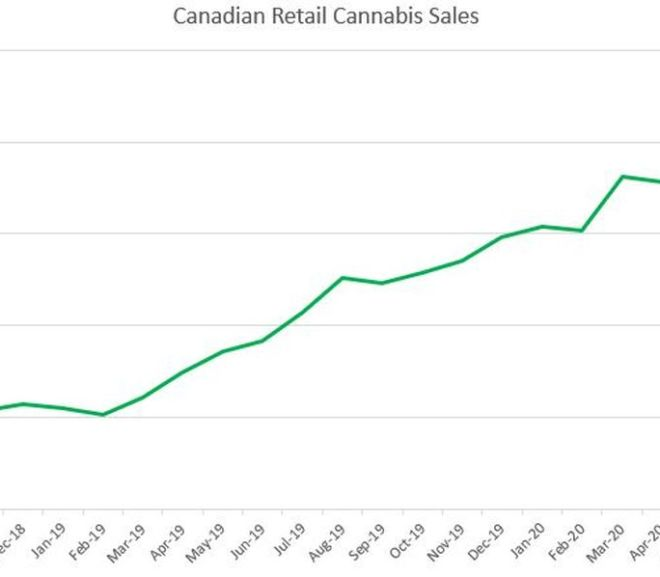 Canadian Cannabis Sales Accelerate in July to $232 Million