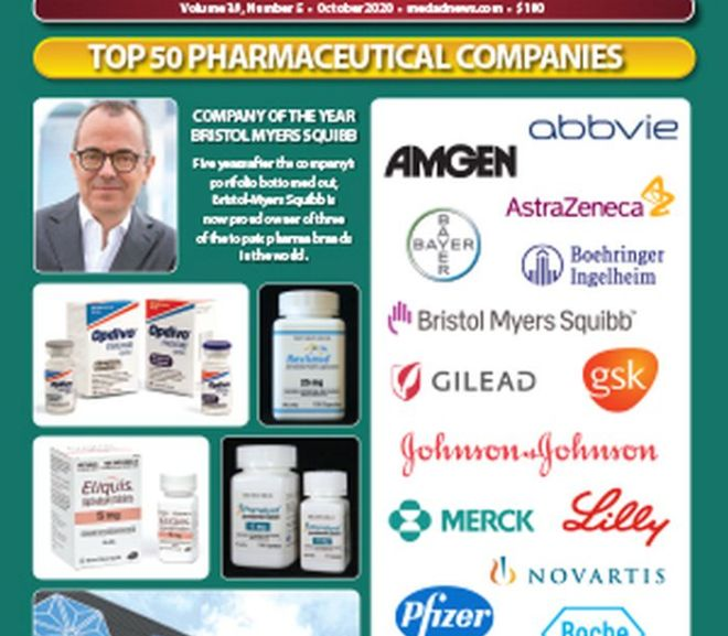 TOP 50 PHARMA COMPANY ANNUAL REPORT OVERVIEW: COPING WITH COVID-19