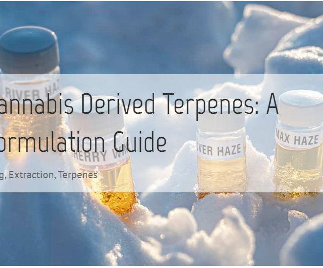 Cannabis Derived Terpenes: A Formulation Guide