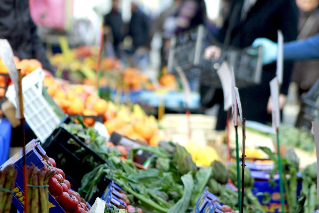 Andiamo al mercato!