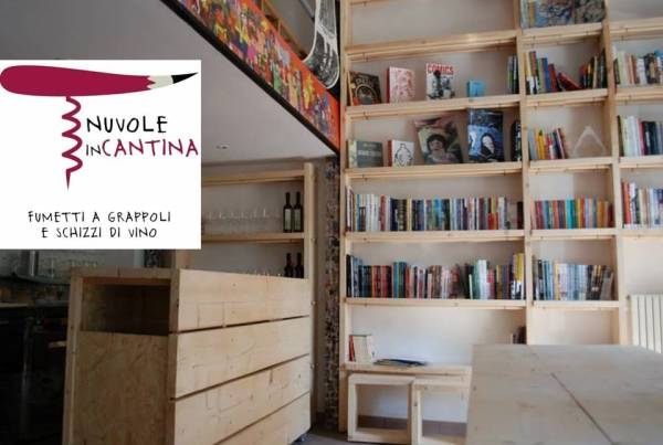 nuvole in cantina milano