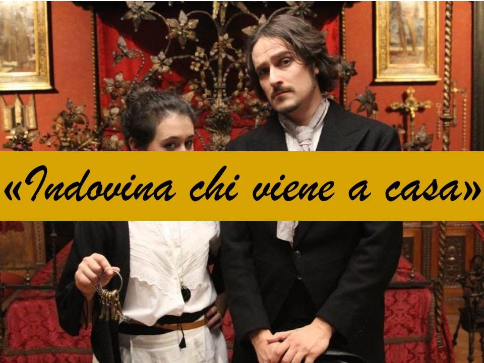 indovina chi viene a casa - Museo Bagatti Valsecchi e Dramatrà