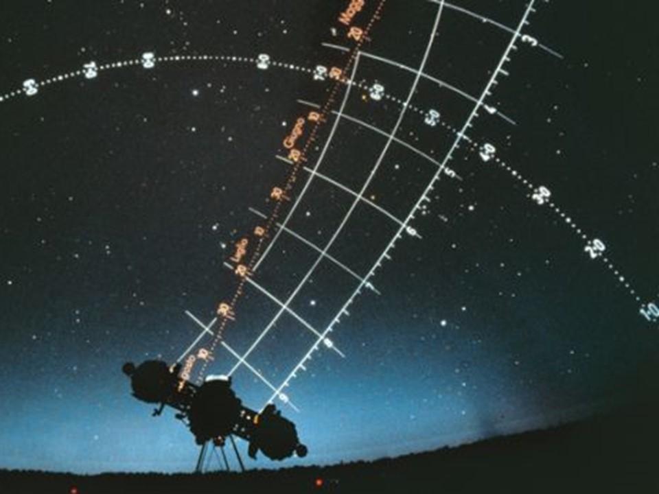 conferenze animate al planetario