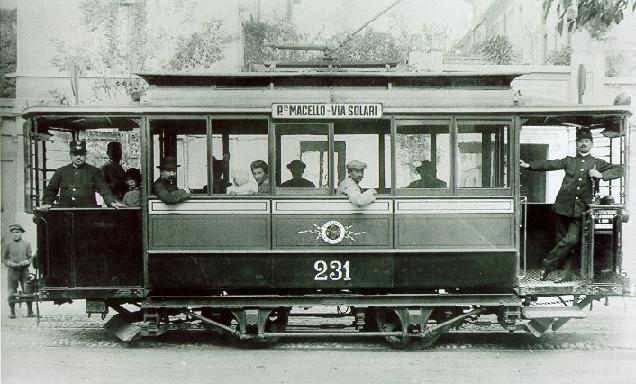 tram edison
