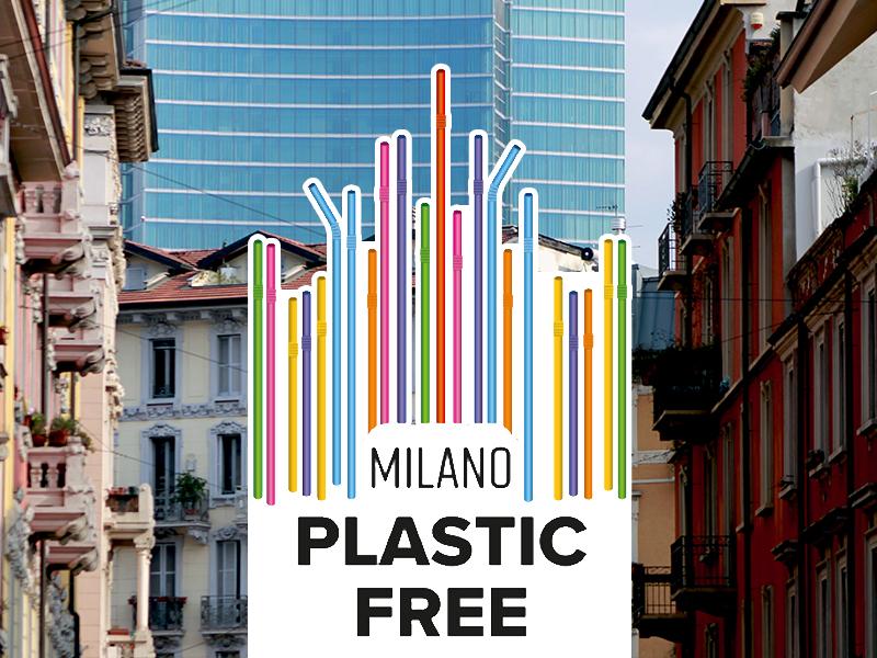 Passeggiare per i quartieri della Milano Plastic Free