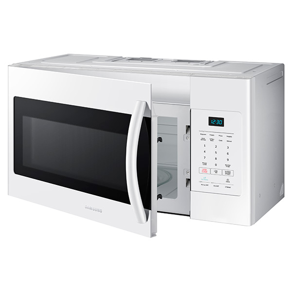 samsung me16h702sew microwave oven