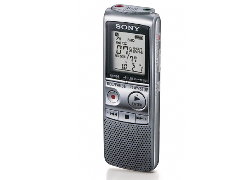 Sony ICD-BX800 Voice Recorder download instruction manual pdf