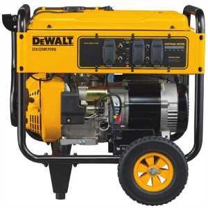 Dewalt DXGNR7000 Generator download instruction manual pdf