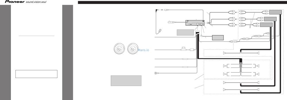 medium resolution of  schematic diagrams professional audio visual equipment pre outs auto sound leveliser tl door lock actuator manual pioneer deh p6800mp installation