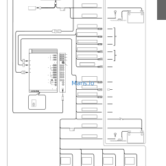 Alpine Iva D310 Wiring Diagram Electrical Automotive D100 30 Images