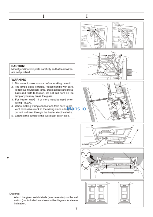 small resolution of panasonic ventilating fan switch wiring diagram