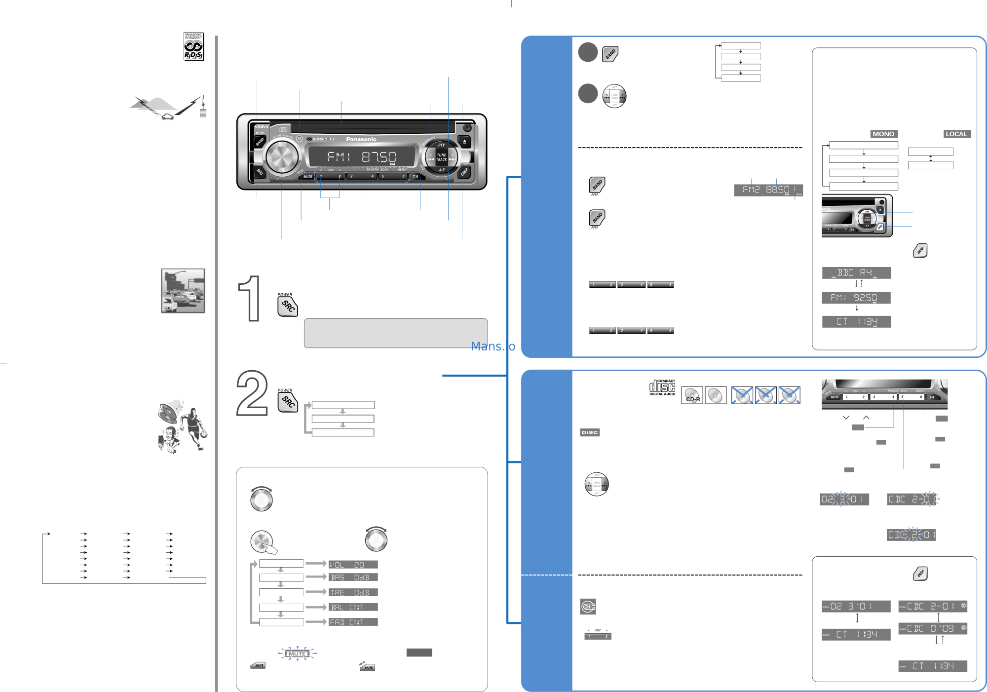 hight resolution of panasonic cq rdp143n eeprom bins tv prology audio schematic diagrams and repair diagram memorized is fantastic unused condition cq rdp113n manual