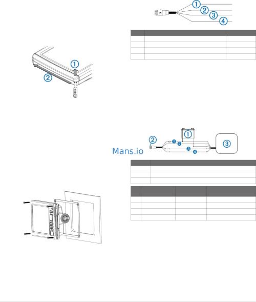 small resolution of garmin echomap trade 74sv installation instructions page 2