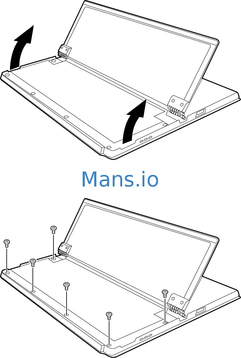 Lenovo Miix 700-12ISK Hardware Maintenance Manual Page: 35