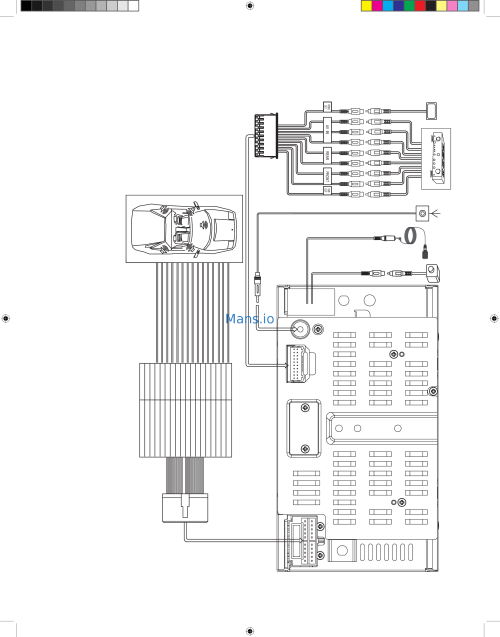small resolution of jensen vx3020 wire diagram ngs wiring diagram jensen vx7020 wiring diagram jensen vx3020 installation guide page