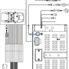 Jensen Vm9214 Wiring Diagram Dual Battery Car Audio Vm9312hd Metra Harness