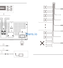 16 pin wiring diagram clarion dxz655mp images gallery [ 2380 x 1524 Pixel ]
