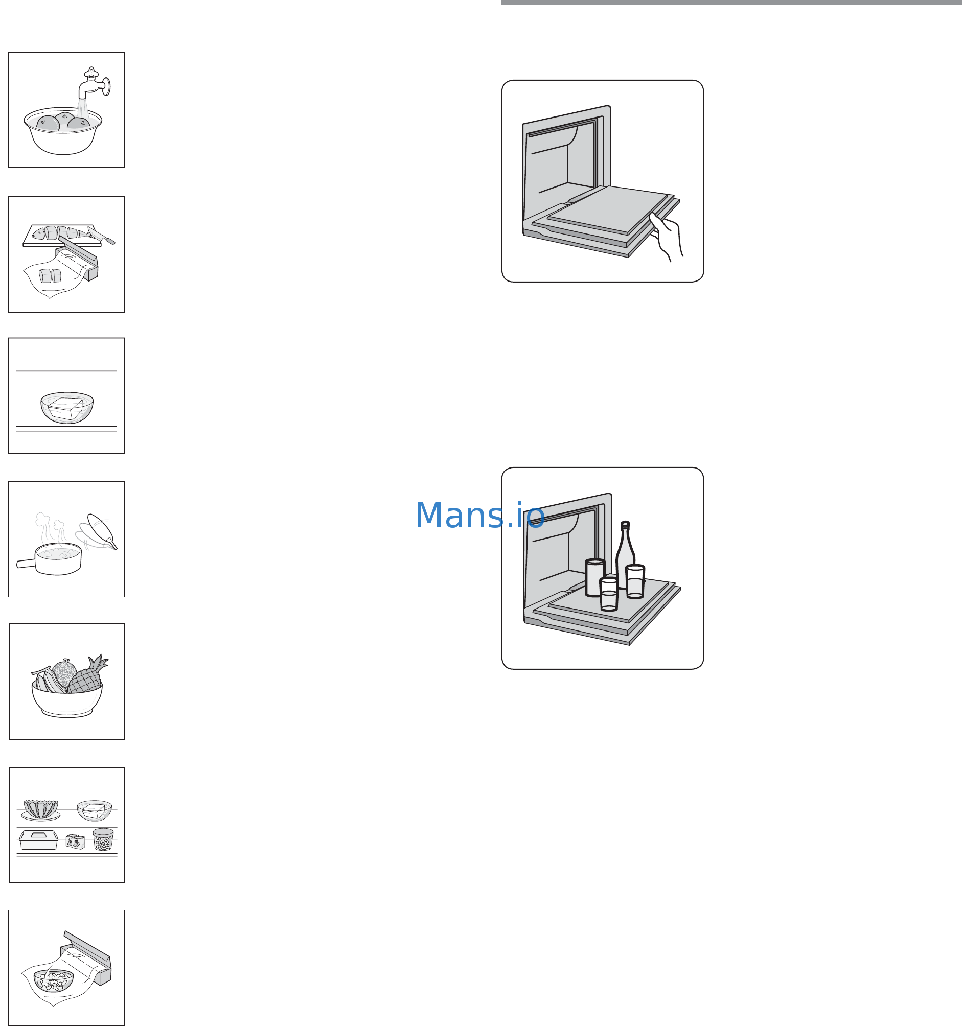 Daewoo Electronics FRAX22D3S Instruction Manual Page: 8