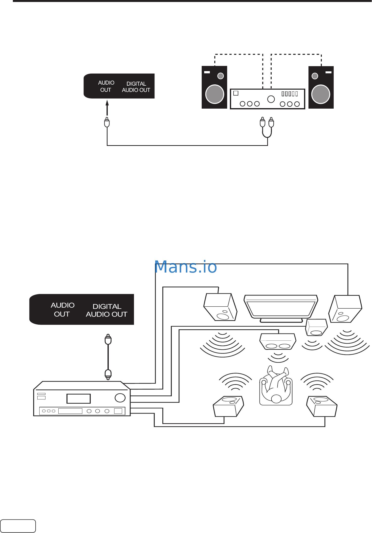 Hitachi LE40A509 User Manual Page: 34