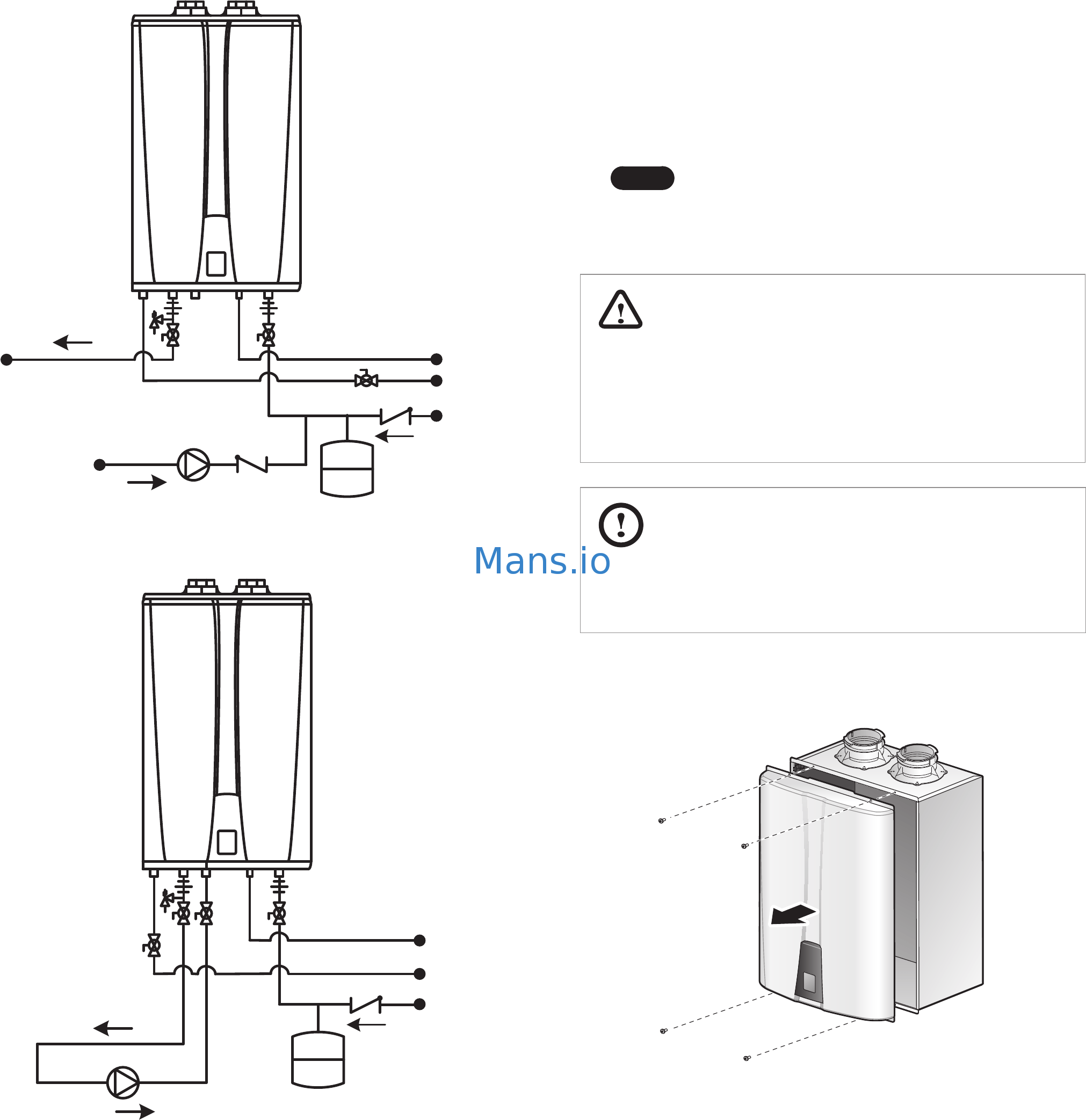 Navien NPE-240A Installation Manual Page: 26