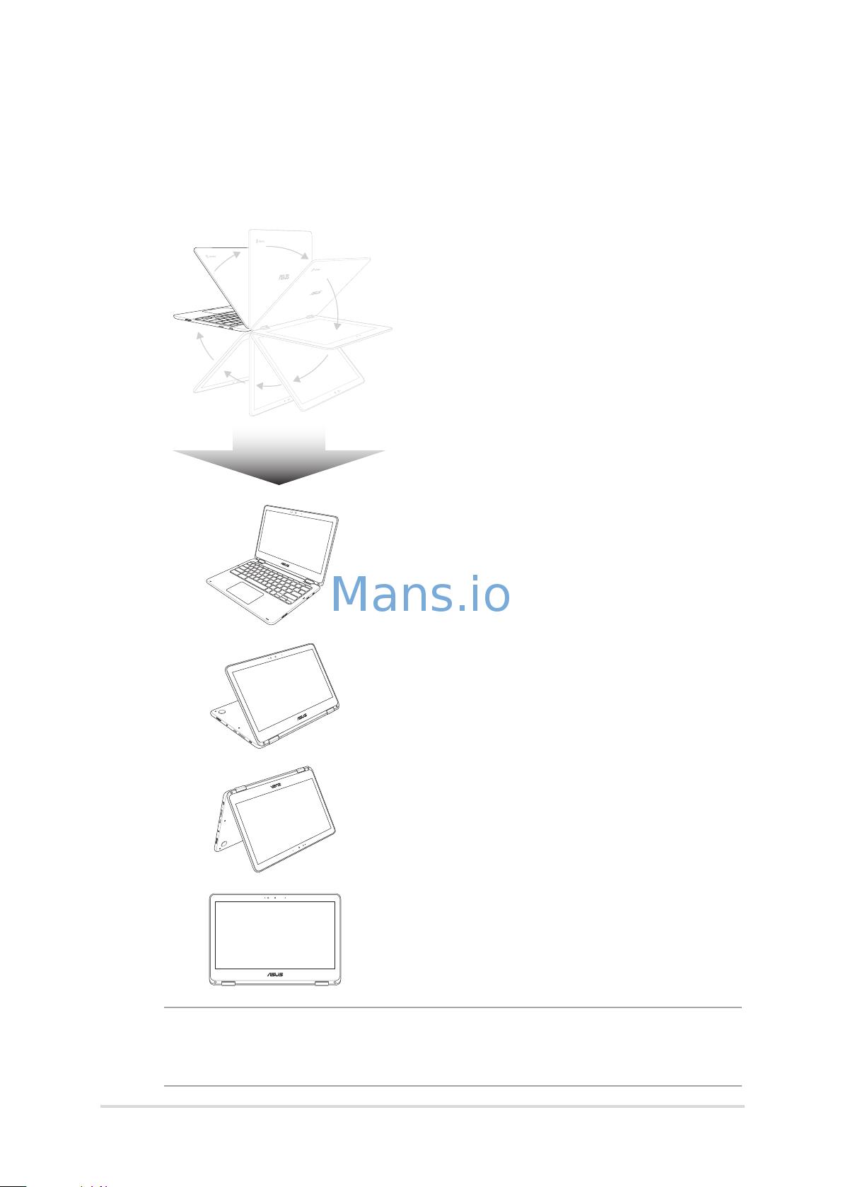 Asus Chromebook Flip C302CA User Manual Page: 33