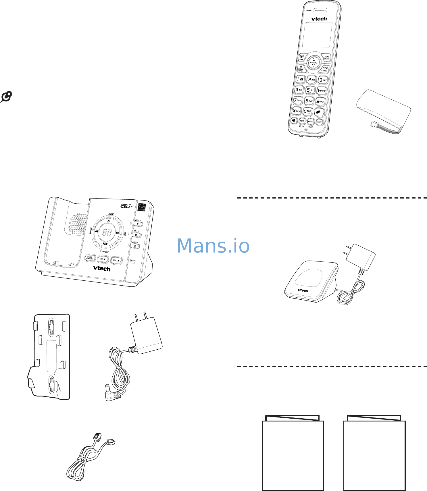 VTech DS6722-3 User Manual Page: 7
