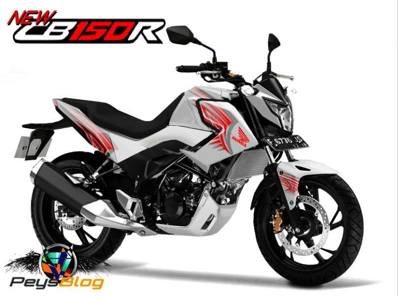 CB150 Facelift 2015 Renderan Mang Peys ini Makjooos Tenan