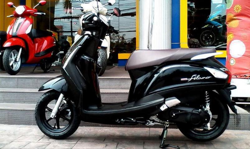 Seandainya KakiKaki Yamaha Grand Filano Memakai Velg