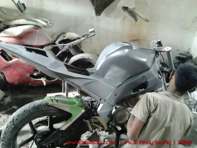 Motor Modifikasi Terkini Bengkel Modifikasi Motor Vixion Di Tangerang