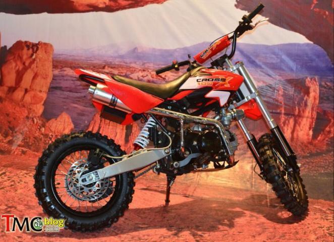 Viar Cross X100 Motor Trail Kecil untuk Kelas Pemula