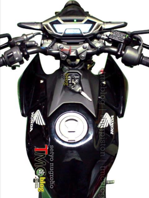 Joooss ini Dia Penampakan Honda CB 150R StreetFire