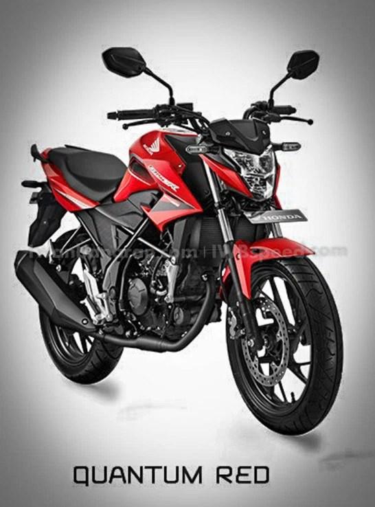 Honda CB 150 R Facelift Studio Foto Dengan 3 Pilihan