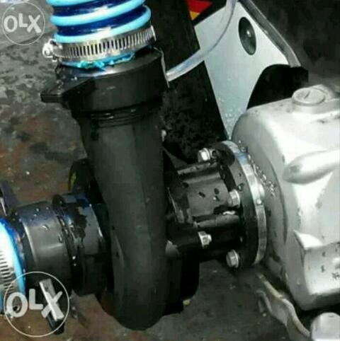 Gambar Sepeda Motor Cross