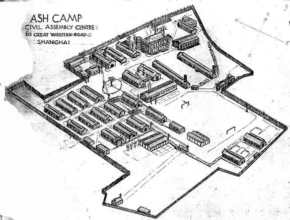 Ash Camp Shanghai (Civilian Internment Camp)