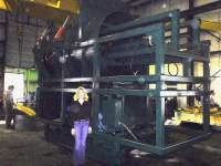 FURNACE CHARGE MACHINES-Shaker and Pusher Types