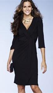 Next black dress