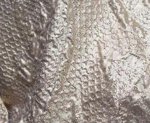 vintage gold fabric