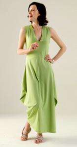 Green Wall dress
