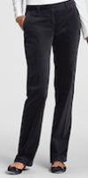 Velveteen trousers