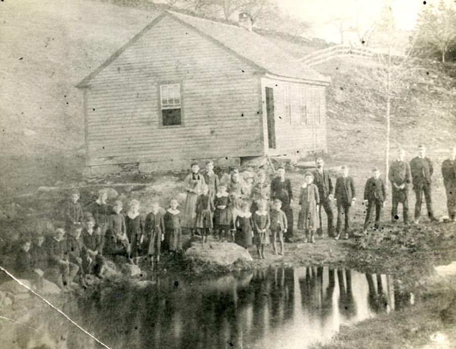 Willowbrook School 1881