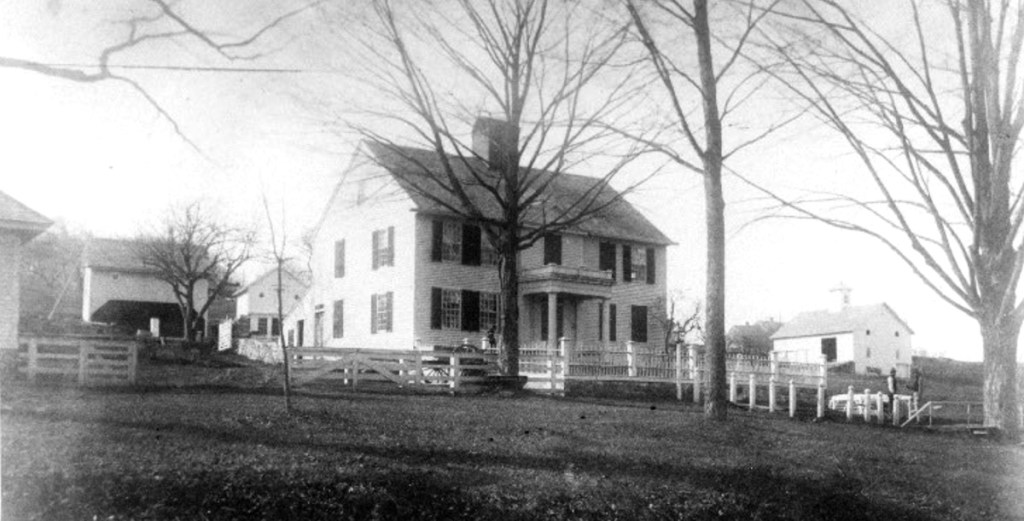 Zalmon Storrs House
