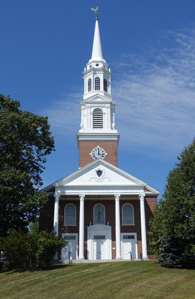 Storrs Congregational Church