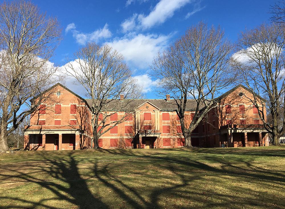 Dimock Hall, The Mansfield Training School