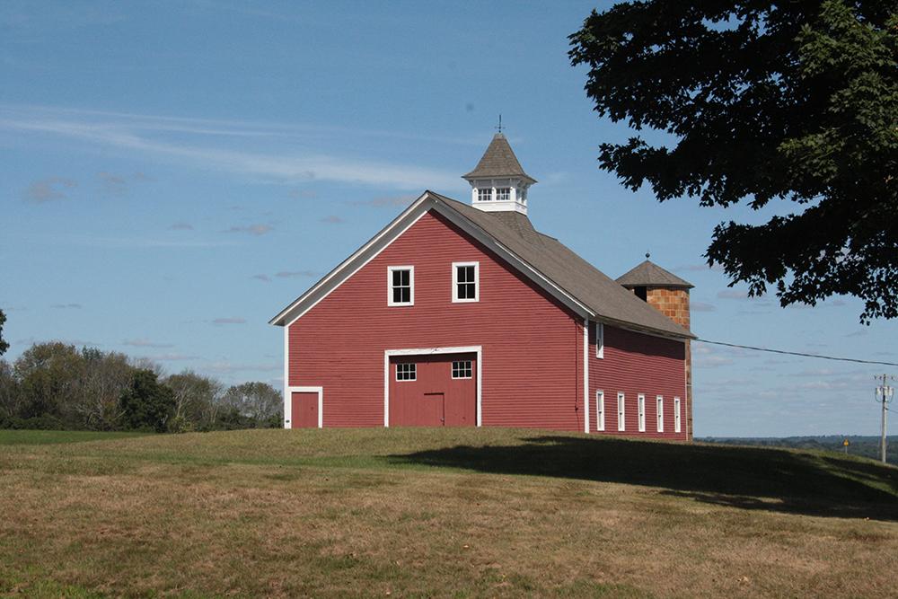The Farwell Barn UCONN