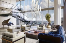 Penthouse Apartments Los Angeles