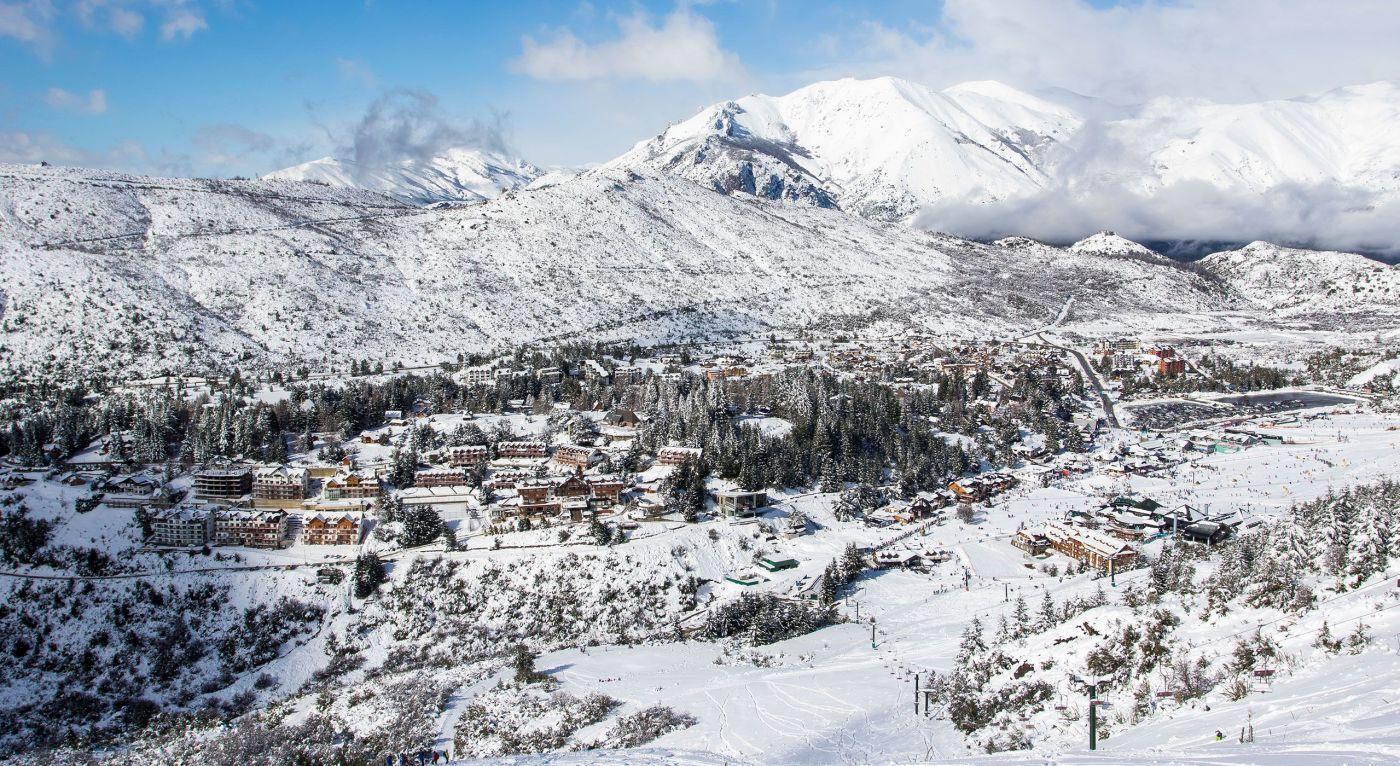 Argentina's Cerro Catedral Offers a Truly Unique Ski Resort ...